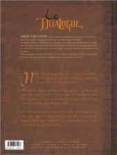 Verso de Le décalogue -2a2010- La Fatwa