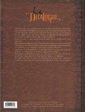 Verso de Le décalogue -HSa2011- Le XIe commandement