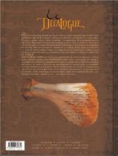 Verso de Le décalogue -10a2010- La dernière sourate