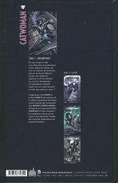 Verso de Catwoman (DC Renaissance) -3- Indomptable