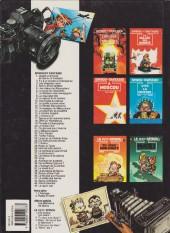 Verso de Spirou et Fantasio -34b95- Aventure en Australie