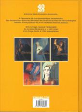 Verso de Millénaire -INTa- Intégrale