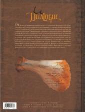 Verso de Le décalogue -9a2010- Le Papyrus de Kôm-Ombo