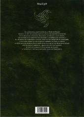 Verso de Le donjon de Naheulbeuk -3a- Deuxième saison - Partie 1