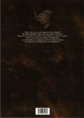 Verso de Le donjon de Naheulbeuk -2a- Première saison - Partie 2