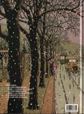 Verso de Victor Sackville -4- Le loup des Ardennes