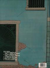 Verso de Victor Sackville -6- L'otage de Barcelone