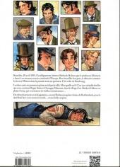 Verso de Sherlock Holmes (Seiter/Manunta) -2- Retrouvailles à Strasbourg
