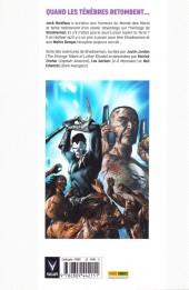 Verso de Shadowman -2- La Vengeance de Darque