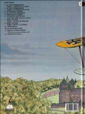 Verso de Victor Sackville -12- Opération Z26-b