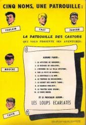 Verso de La patrouille des Castors -8a64- Le hameau englouti