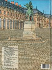 Verso de Victor Sackville -13- Monsieur Tadjeff