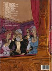 Verso de Victor Sackville -14- Le concerto de Bettina