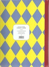 Verso de Philip et Francis (Les Aventures de) -1Soir- Menaces sur l'Empire