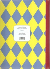 Verso de Philip et Francis (Les Aventures de) -2Soir- Le Piège machiavélique