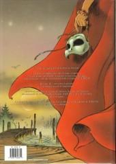 Verso de Marlysa -1a2001- Le masque