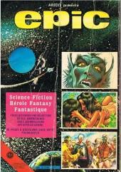 Verso de Choc 2e série (Arédit - Comics Pocket) -Rec3307- Album N°3307 (n°27 et n°28)