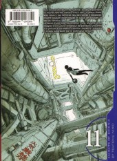 Verso de Knights of Sidonia -11- Tome 11