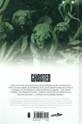 Verso de Ghosted -2- Esprits au piège