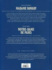 Verso de Les indispensables de la Littérature en BD -FL07- Madame Bovary / Notre-Dame de Paris