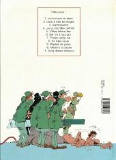 Verso de Les femmes en Blanc -8b1993- Six foies neufs