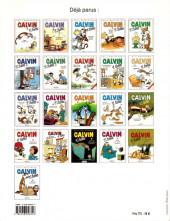 Verso de Calvin et Hobbes -22- Le monde est magique !