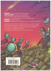 Verso de Zita la fille de l'espace - Tome 3