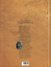 Verso de La dernière Prophétie -2- Les dames d'Emèse