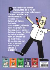 Verso de Dilbert (Albin Michel) -6- Devenons riches en profitant des faibles