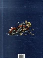 Verso de Litteul Kévin -7Couleur- Tome 7