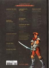 Verso de Lanfeust et les mondes de Troy - La collection (Hachette) -47- Trolls de Troy - Le Scalp du vénérable