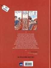 Verso de Frères de terroirs -1- Carnet de croqueurs - Hiver & printemps