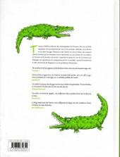 Verso de Les crocodiles -1- Les Crocodiles