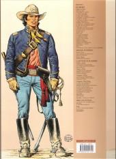 Verso de Blueberry (La Jeunesse de) -12a2013- Dernier train pour Washington