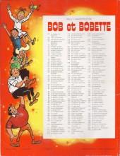 Verso de Bob et Bobette -181a85- Le prince des poires