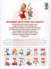 Verso de Le guide -44- Le guide des femmes