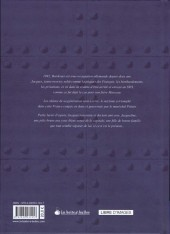 Verso de Apprenti / Ouvrier -3- Ouvrier - Mémoires sous l'occupation Vol.2