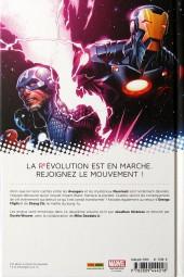 Verso de Avengers (Marvel Now!) -2- Le dernier instant blanc