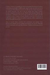 Verso de Courtney Crumrin -2b- L'Assemblée des Sorciers