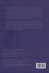 Verso de Courtney Crumrin -3b- Le Royaume de l'Ombre