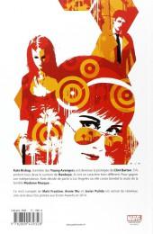 Verso de Hawkeye (100% Marvel - 2013) -3- L.A. Woman