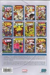 Verso de X-Men (L'intégrale) -4INTb- X-Men : l'intégrale 1980