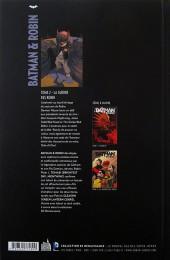 Verso de Batman & Robin -2- La guerre des Robin