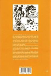 Verso de (DOC) Études et essais divers - Images noires - La représentation des Noirs dans la bande dessinée mondiale