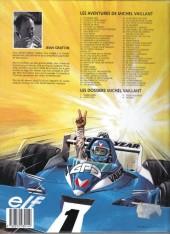 Verso de Michel Vaillant -41b1998- Paris-Dakar !