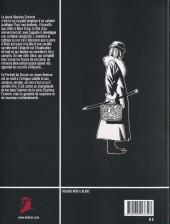 Verso de Courtney Crumrin -HS1a- Portrait du Sorcier en Jeune Homme