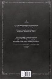 Verso de Frankenstein - Le Monstre est vivant -1- Tome 1