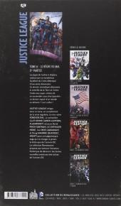 Verso de Justice League (DC Renaissance) -6- Le Règne du mal - 1re partie