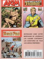 Verso de Capt'ain Swing! (2e série - Mon Journal) -Rec80- Album N°80 (du n°240 au n°242)