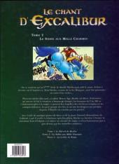 Verso de Le chant d'Excalibur -2a- Le Sidhe aux Mille Charmes